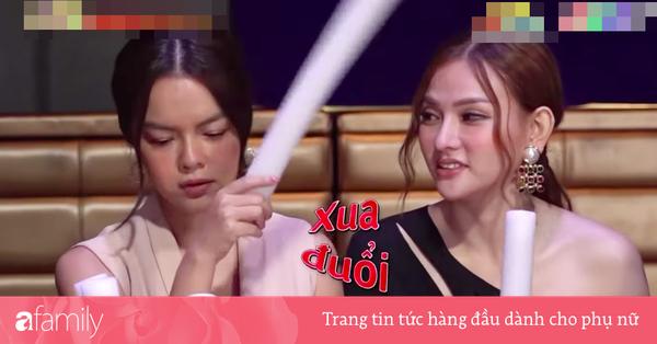 Running Man Việt Nam: Đừng tưởng Phạm Quỳnh Anh là mẹ đơn thân chỉ biết khóc, cô nàng vừa mới làm Ngô Kiến Huy sửng sốt vì câu nói này