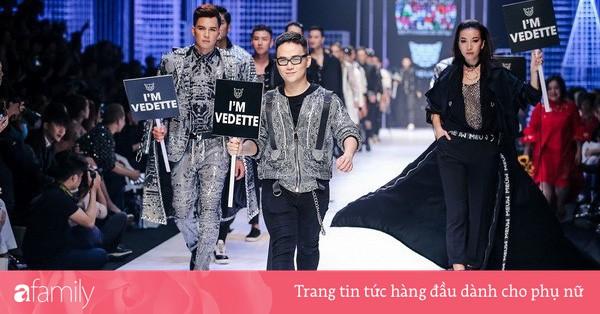 Vừa ra mắt BST mới tại Tuần lễ thời trang Việt Nam, NTK Chung Thanh Phong đã tiếp tục chinh chiến tại The Coco Fashion show