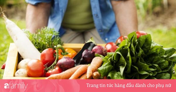 Ăn ít rau là nguyên nhân của 19% số ca ung thư dạ dày và ruột