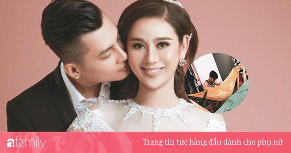 Lâm Khánh Chi hạnh phúc với khoảnh khắc chồng trẻ lo từng miếng ăn giấc ngủ cho con trai