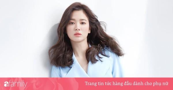 """Không còn """"già chát"""" vì kiểu tóc và trang phục, Song Hye Kyo đẹp đỉnh cao trong hình hậu trường không photoshop"""