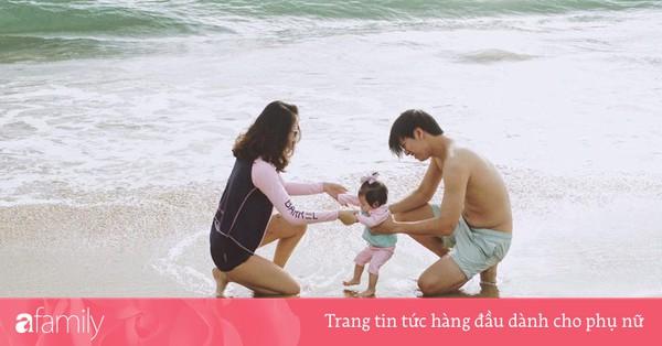 Con 5 tháng đã đưa đi chơi xa, mẹ bỉm sữa Ly Lê tiết lộ cực chi tiết bí kíp để mẹ khỏe con ngoan