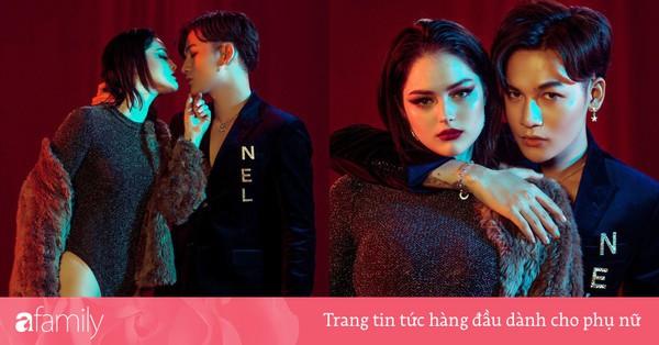 Ali Hoàng Dương bất ngờ cặp kè mỹ nhân Nga đẹp tựa Selena Gomez