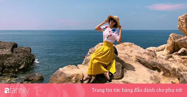 ''Chị Nguyệt thảo mai'' Hà Hương bắt đầu lên lịch cho chuyến du lịch mùa hè, càng đi càng thấy Việt Nam đẹp tuyệt vời