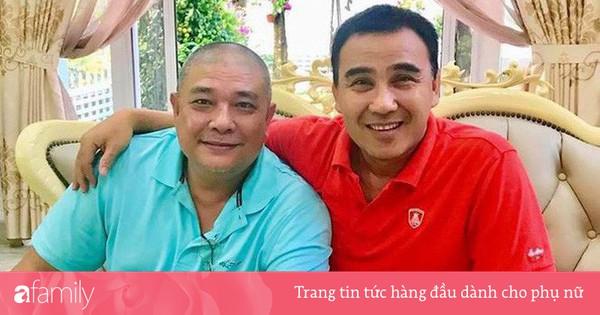 Quyền Linh bị dư luận chỉ trích tới nỗi muốn giải nghệ, ông xã Hồng Vân ''nhảy dựng'' lên bảo vệ