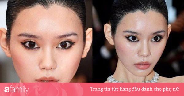 Ám ảnh nhất Weibo: Đôi mắt trợn tròn, vô cảm của Ming Xi tại Cannes bất ngờ bị so sánh với... Angela Baby