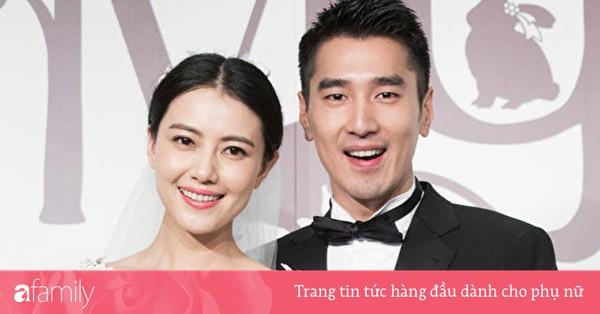''Dạ Hoa'' Triệu Hựu Đình hạnh phúc thông báo Cao Viên Viên đã sinh con gái đầu lòng sau 5 năm kết hôn