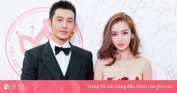 Sóng gió tiếp tục căng thẳng, Angela Baby - Huỳnh Hiểu Minh bắt đầu phân chia tài sản sau ly hôn?