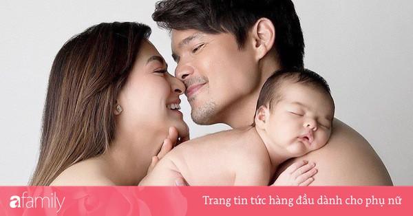 Mỹ nhân đẹp nhất Philippines khoe ảnh gia đình nhân Ngày của Cha mà khiến fan thốt lên: Đúng là gia đình cực phẩm!