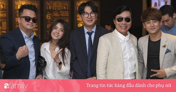 Ưng Đại Vệ bảnh bao, ''mẹ 2 con'' Lâm Á Hân xuất hiện sau ồn ào ly hôn không êm đẹp với chồng cũ