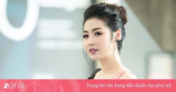 Tái xuất xinh đẹp như công chúa sau 2 tháng sinh con, lần đầu tiên Tú Anh tiết lộ về quý tử