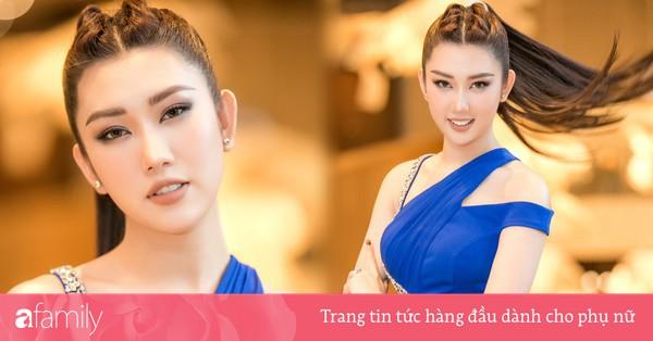 Nhan sắc ngày càng xinh đẹp, cuốn hút của ''Hân Hoa hậu'' Thúy Ngân sau ''Gạo nếp gạo tẻ''
