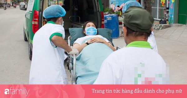 Thai ngoài tử cung 4 tuần bị vỡ, nữ bệnh nhân 25 tuổi ở Bình Dương nguy kịch