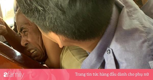 Người đàn ông nghi ngáo đá, hành hung vợ trên tàu hỏa SE8