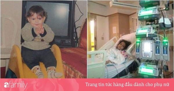 Bé gái bị rách toàn bộ ruột bởi 1 tai nạn kinh hoàng ở bể bơi mà nhiều cha mẹ không ngờ đến