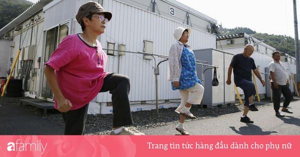 Học người Nhật cách chăm sóc sức khỏe xương khớp ở người cao tuổi