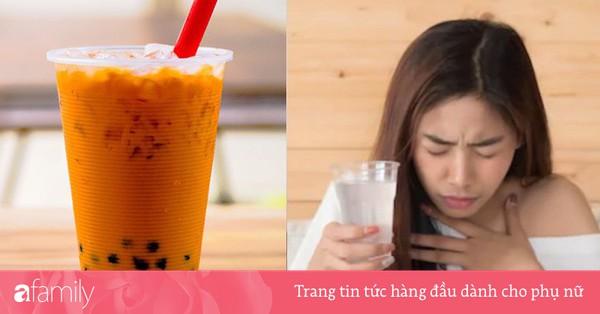 Hút trà sữa quá mạnh, cô gái chết ngạt vì 3 hạt chân trâu mắc trong khí quản
