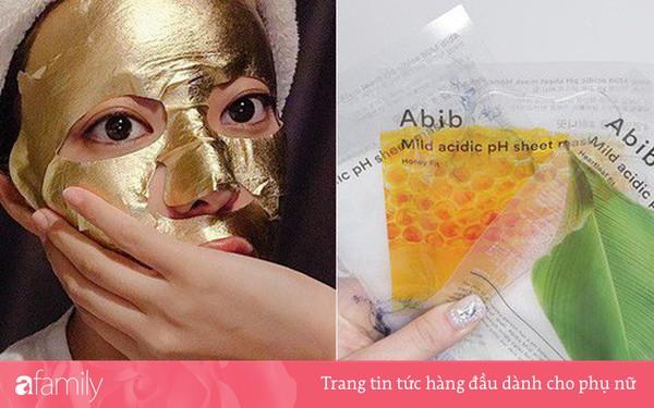 Đừng nhận mình là tín đồ mỹ phẩm Hàn nếu bạn chưa dùng qua 4 mặt nạ giấy ''hot hit'' nhất xứ kim chi đợt này
