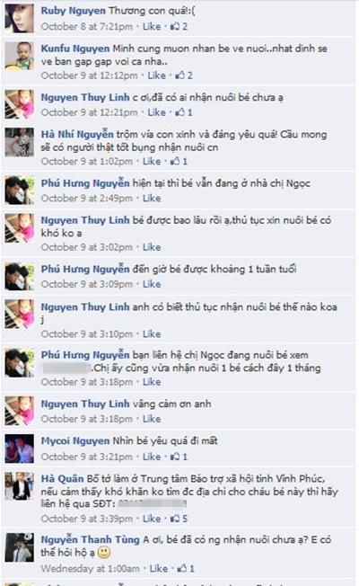 Các mẹ trên Facebook
