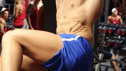 Ai cũng có quyền tưởng tượng nhưng đây là sự thật khi tập gym - Ảnh 3.