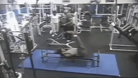 Ai cũng có quyền tưởng tượng nhưng đây là sự thật khi tập gym - Ảnh 8.