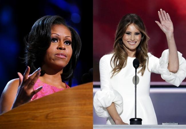 Nghe đoạn clip này bạn sẽ hiểu vì sao Melania Trump đạo văn phu nhân Michelle Obama! - Ảnh 4.