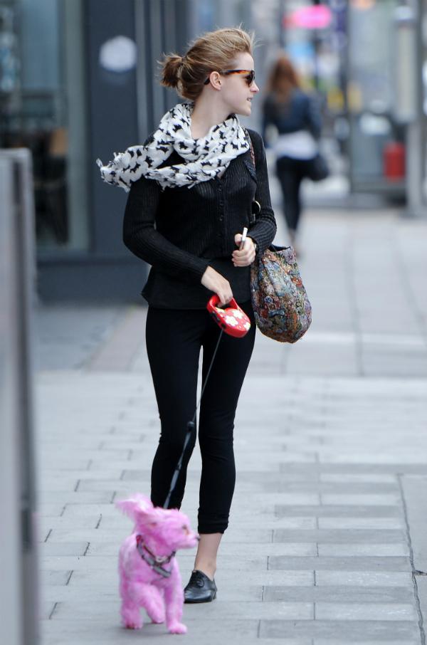 Thú cưng Emma Watson