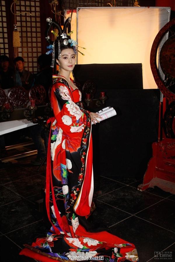 Lóa mắt với dàn phục trang 260 bộ của 'nữ hoàng' Phạm Băng Băng 7