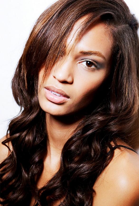 Khi màu tóc cũng có thể... trị mọi khuyết điểm về da 4