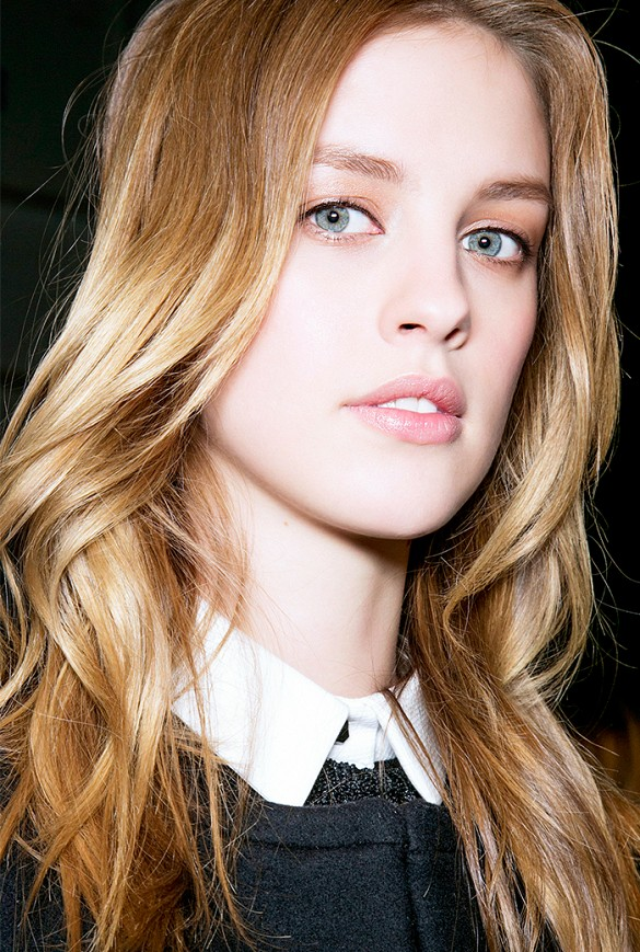 Khi màu tóc cũng có thể... trị mọi khuyết điểm về da 5