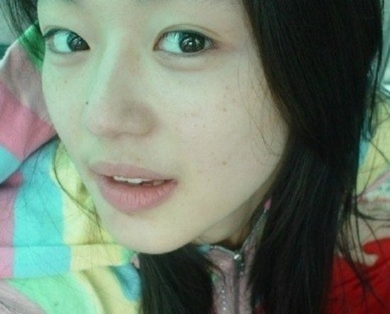 Soi da xấu-đẹp của kiều nữ Hàn khi để mặt mộc 2