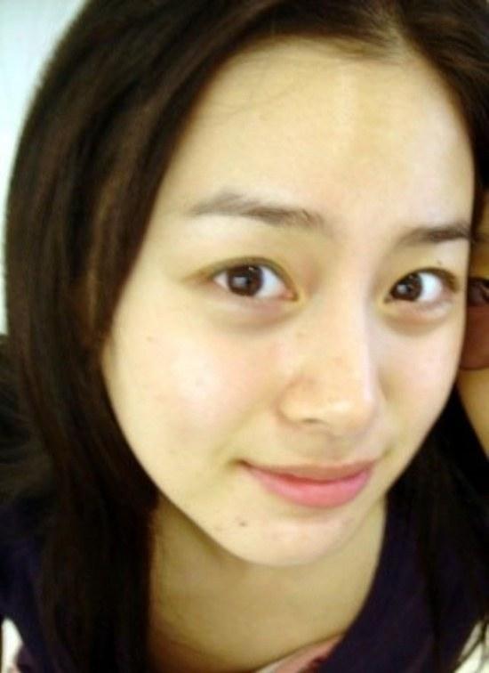 Soi da xấu-đẹp của kiều nữ Hàn khi để mặt mộc 6
