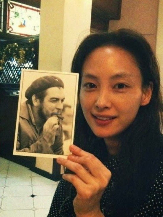 Soi da xấu-đẹp của kiều nữ Hàn khi để mặt mộc 36