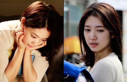 Soi da xấu-đẹp của kiều nữ Hàn khi để mặt mộc 15