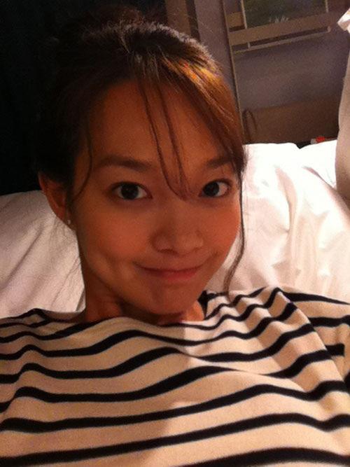 Soi da xấu-đẹp của kiều nữ Hàn khi để mặt mộc 18