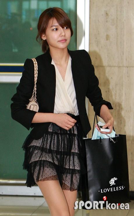 Soi da xấu-đẹp của kiều nữ Hàn khi để mặt mộc 19
