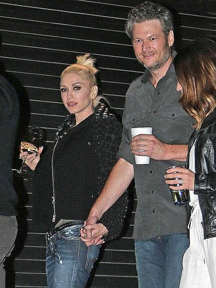 Gwen Stefani - Blake Shelton