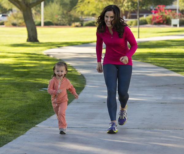 Cách hay để giúp con vận động nhiều hơn hàng ngày