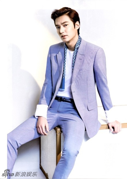 Lee Min Ho mơ ước được giống Lưu Đức Hoa 3