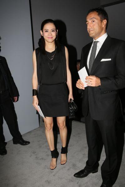 Cựu Hoa đán TVB Tuyên Huyên lại hẹn hò trai Tây 1