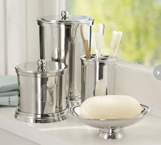 6 mẫu ống cắm bàn chải đánh răng phong cách cho nhà tắm 1