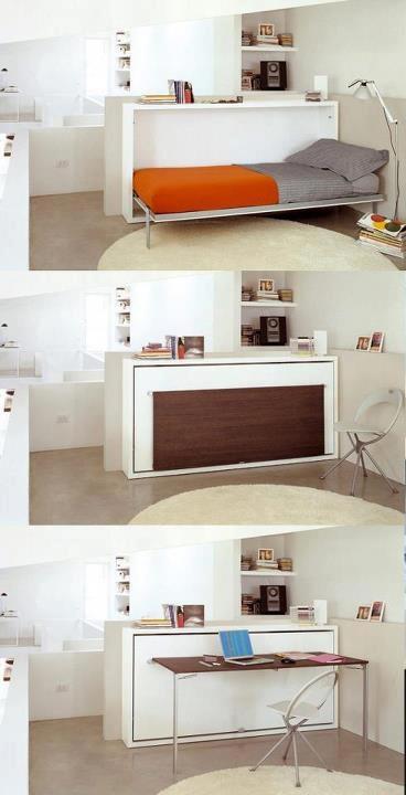 5 mẫu giường đẹp hoàn hảo cho căn hộ mini 5