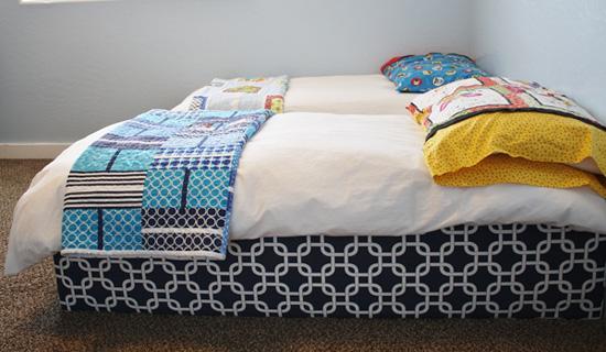 """Thiết kế giường ngủ """"tuy 2 mà 1"""" theo phong cách Scandinavia 10"""