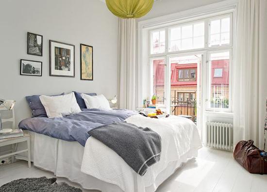 """Thiết kế giường ngủ """"tuy 2 mà 1"""" theo phong cách Scandinavia 12"""