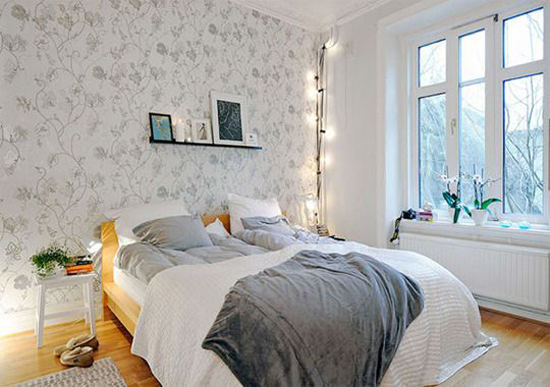 """Thiết kế giường ngủ """"tuy 2 mà 1"""" theo phong cách Scandinavia 4"""