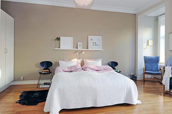 """Thiết kế giường ngủ """"tuy 2 mà 1"""" theo phong cách Scandinavia 5"""