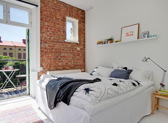 """Thiết kế giường ngủ """"tuy 2 mà 1"""" theo phong cách Scandinavia 6"""