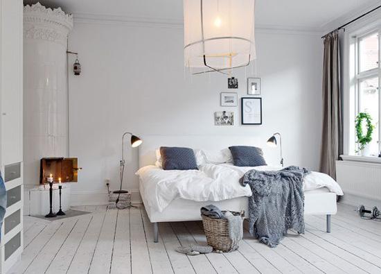 """Thiết kế giường ngủ """"tuy 2 mà 1"""" theo phong cách Scandinavia 9"""