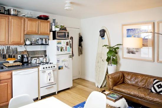 """Ngắm căn phòng nhỏ 15m² với thiết kế """"4 trong 1"""" cực chất 2"""