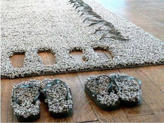 Thích thú với bộ sưu tập 25 mẫu thảm trải sàn đẹp và độc đáo 13